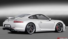 Official: Porsche 991 Aero Kit by Caractere Exclusive