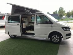 Westfalia Kepler Vw T, Volkswagen, T5 Camper, Recreational Vehicles, California, Camping, Car, Autos, Campsite