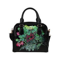 Nasty Woman Shoulder Handbag (Model 1634)