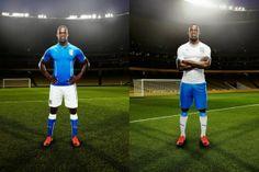 Conozca las camisetas del Mundial Brasil 2014 -- ITALIA