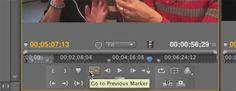 Using Clip Markers in Adobe Premiere Adobe Premiere Pro, Markers, Tutorials, Sharpies, Sharpie Markers, Wizards
