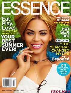 Beyoncé - Essence Magazine (July 2011)