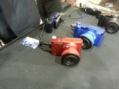 Polaroid. Android. #2013CES