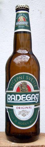 Radegast Originál Czech Beer, Malt Beer, Logo Desing, Beers Of The World, Beer Bottles, Beer Brands, Beer Stein, Brew Pub, Ale