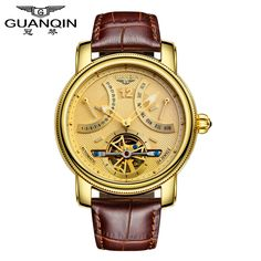 Guanqin automatic 40mm
