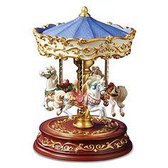 THE SAN FRANCISCO MUSIC BOX COMPANY Heritage 3-Horse Rotating Carousel The San Francisco Music Box Company http://www.amazon.com/dp/B00EGPJTXE/ref=cm_sw_r_pi_dp_qg-Wwb0X3Z976