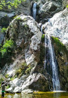 Fish Canyon Falls