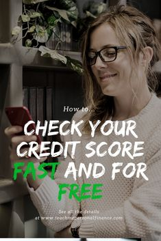 When it comes to your finances, one number looms large as an indicator of your financial health. Shouldn& you know how to check your credit score? Check Your Credit Score, Good Credit Score, Improve Your Credit Score, Opening A Bank Account, Checking Account, Credit Bureaus, Credit Rating, Credit Report, Personal Finance