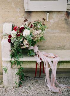 Elegant & Timeless French Wedding Inspiration via Magnolia Rouge