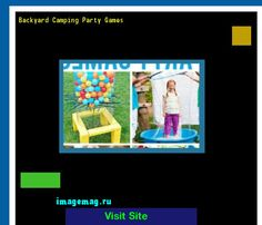 Backyard Party Games For Toddlers 203523