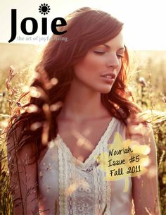 Joie magazine september/2011 #art #beauty #craft #food #living #design #style #diy #free