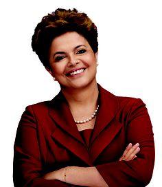 Dilma Rousseff, President of Brazil. Partido dos Trabalhadores.