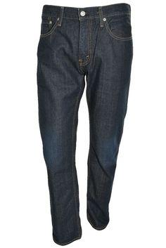 Levis 559 Mens Jeans 38 Relaxed Fit Straight Leg Below Waist Dark Wash Pants #Levis #ClassicStraightLeg