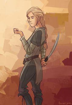 Adarlan's Assassin by taratjah.deviantart.com on @DeviantArt