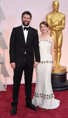 Celebrity Couples Make the Oscars a Red-Hot Affair: Celebrity couples have been bringing a high dose of romance to shows all award season, but nothing can compare to the excitement on the Oscars red carpet in LA on Sunday.