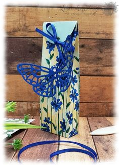 Springtime Impressions Garden Impressions Butterfly Box Stampin' Up