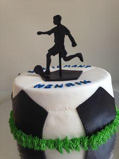 Fotball kake