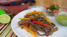 Mi Cocina Rápida: Fajitas de Carne - Receta Fácil