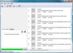 Detect & Delete Duplicate Videos