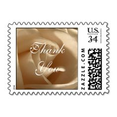 Karri Best Price Postcard Wedding Rose Custom Postage Stamp