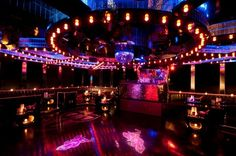 New Pink Elephant Night Club NYC.