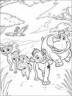 die garde der löwen 7 ausmalbilder für kinder. malvorlagen zum ausdrucken und ausmalen