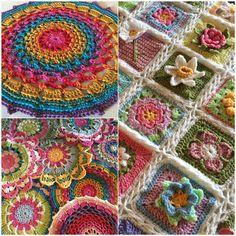 Lovely crochet :)