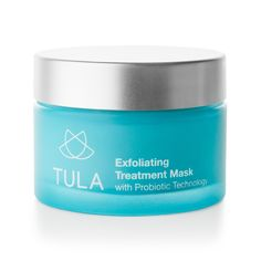 TULA Exfoliating Treatment Mask with Probiotic Technology, 1.7 oz - Dual-Phase Treatment Mask with Hydrating Vitamin E, Soybean Oil and Bentonite Clay *** Want to know more, click on the image.