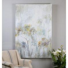 Uttermost Sunshine Thru The Rain Modern Art - 48W x 72H in. - 35308