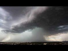 08/02/2016 - Gigantic Storm Cloud Swirls in Skies Above Phoenix - YouTube