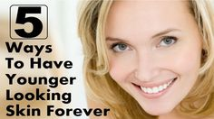 5 Tips for a Younger -Looking Skin Forever Everyone wants to look younger than their age, especially the women. As we grow older with time, wrinkles, fine lines, dark circles and saggy skin becomes our fate that compromises our looks. As a matter of fact, we cannot go back to a time, but still, we can change our lifestyle to look younger... http://nicestyles.ca/beauty/5-tips-for-a-younger-looking-skin-forever/
