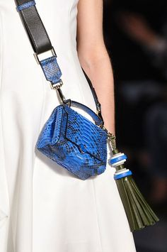 Anya Hindmarch Fall 2014 | Verge Creative Group @VergeCreative #ByVerge #VergeCreativeGroup | It bags that make life worth accessorizing. |