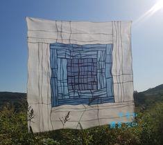 쌈솔변형 조각보 : 네이버 블로그 Korean Traditional, How To Dye Fabric, Window Treatments, Home Art, Hand Sewing, Tapestry, Quilts, Embroidery, Pattern