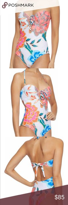 326ca1b5c62 Mara Hoffman one piece swimsuit Worn one time, in perfect condition. Mara  Hoffman Swim