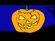 ▶ Halloween Night (Children's Halloween Song) - YouTube