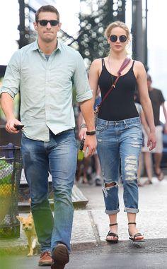 Jennifer Lawrence, Bodyguard