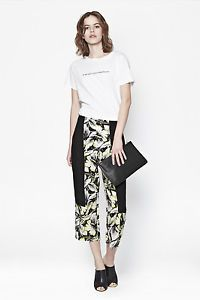 French Connection Hot House Floral Crop Trousers: http://www.ebay.co.uk/itm/New-French-Connection-Hot-House-Drape-Floral-Crop-Trousers-Size-8-RRP-59-/171774489614?ssPageName=STRK:MESE:IT