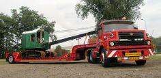 1985 DAF NTT2800 Torpedo truck @ DAF Museum Dagen 2013