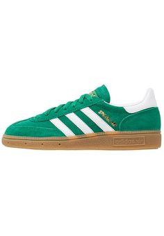 new style 19443 45aea SPEZIAL - Sneakers laag - bold greenwhitegold metallic Manden, Adidas  Originals