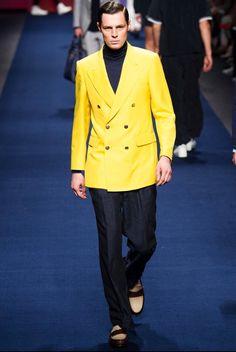 Etro menswear spring/summer 2015