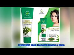 The Greenvedic neem face wash allows the skin to clean from within and moisturizes the skin from within. One needs to use the neem face wash daily to get a better result. Ayurvedic Hair Oil, Best Face Wash, Natural Glow, Interesting Faces, Pimples, Active Ingredient, Aloe Vera, Your Skin, Moisturizer