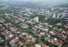 Cianorte, Paraná, Brasil - pop 76.456 (2014)