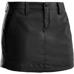 Women's UA Core Solid Skort Bottoms by Under Armour 4 Black « Clothing Impulse