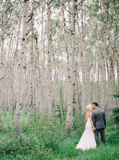 rocky mountain wedding - milton photography @cleverwedding