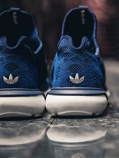 9cc3b96c46ede5 adidas Originals Tubular Runner Primeknit  Blue Adidas Originals Tubular  Runner