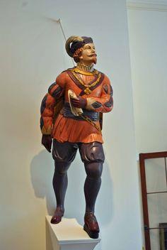 Peabody/Essex Museum - Ship's figure head.