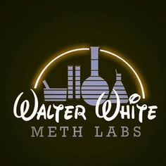 Walter White Disney style - Breaking Bad Plus Breaking Bad Tattoo, Art Breaking Bad, Breaking Bad Quotes, Walter White, Heisenberg Art, Breking Bad, Bad Logos, Funny Logos, Backgrounds