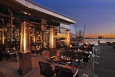 Strega Waterfront, Trade, The Daily Catch, Barking Crab, No Name, RumBa Rum and Champagne Bar, Legal Harborside, Sam's at Louis, and 75 on Liberty Wharf Make List of the Best Restaurants for Waterfront Dining in Boston This Summer