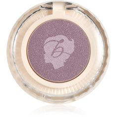 Benefit Cosmetics velvet eyeshadow featuring polyvore, beauty products, makeup, eye makeup, eyeshadow, glitter, raincheck, benefit eye shadow, benefit eye makeup and benefit eyeshadow