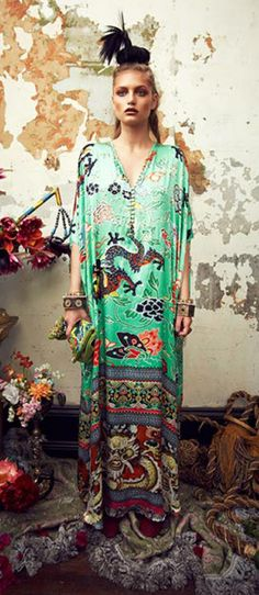 Camilla Franks.http://www.missesdressy.com/blog/morocco-inspired-fashion-decor.html